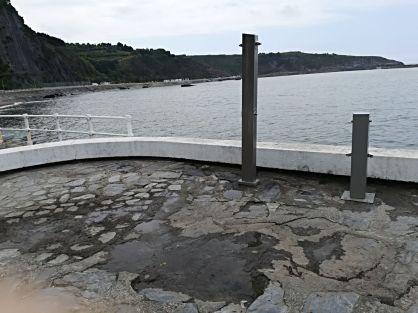 Duchas playa Primera