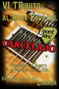 tributo cancelado