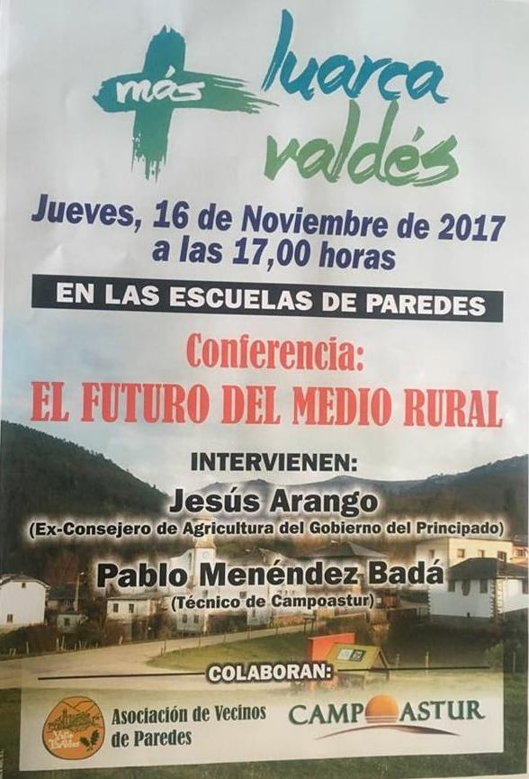 Conferencia Medio Rural Paredes