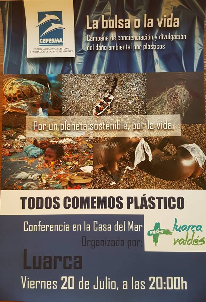 charla plasticos