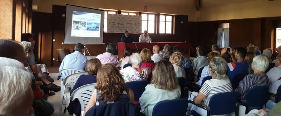 conferencia Iñigo Losada