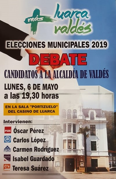debate 6 mayo