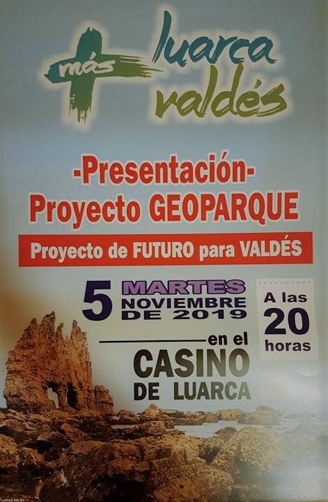 presentación geoparque